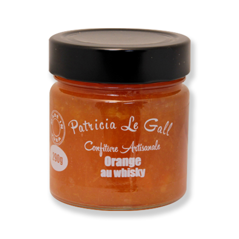 Confiture d' orange au Whisky