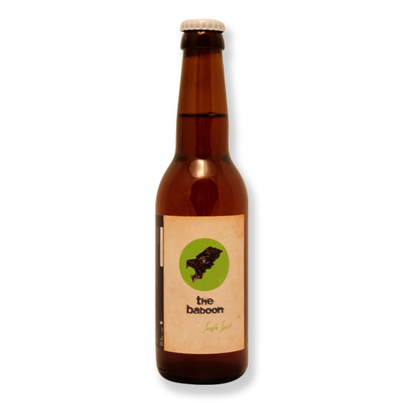 Bière The Baboon Jungle Spirit 25cl